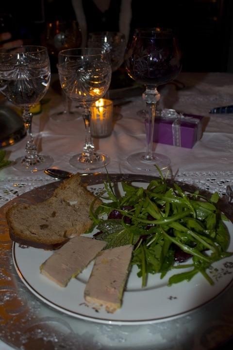makan-natal-fois-gras
