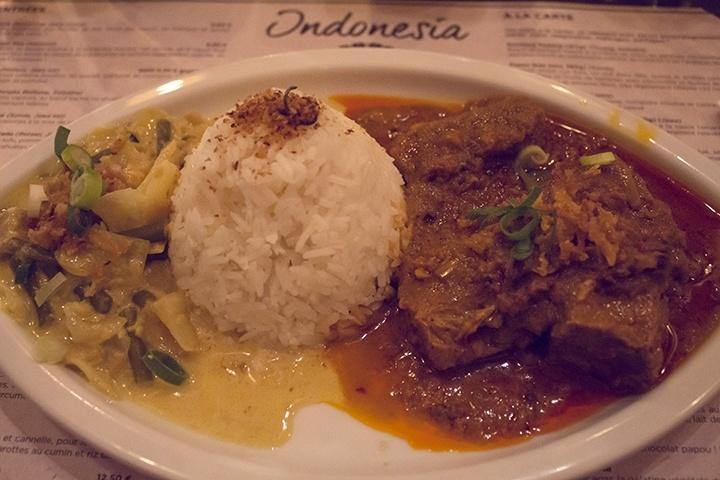 Indonésia Restaurant In Paris