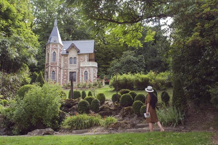 Kastil-ni diberinama Château-d'IF