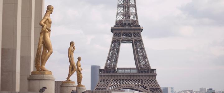 Menara Eiffel Paris, Perancis