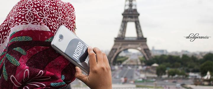 Unlimited Kuota Internet di Paris