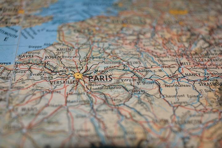 Peta-Paris