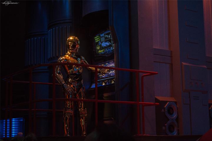 Jalan-Jalan Ke Disneyland Paris-C-3PO