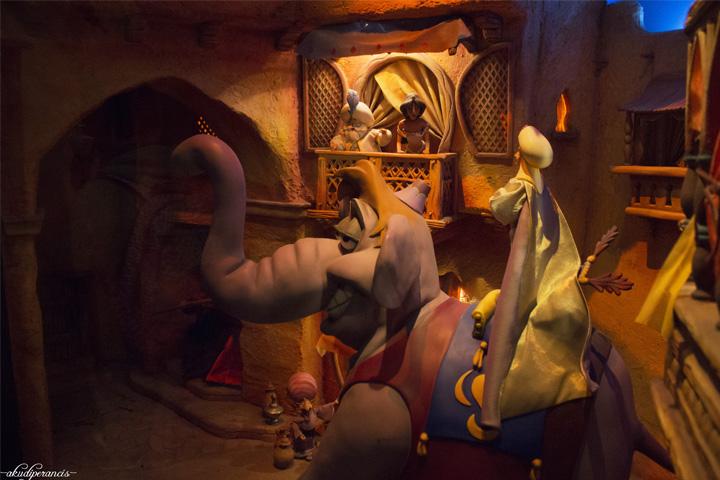 Jalan-Jalan Ke Disneyland Paris-Jasmine-Ali