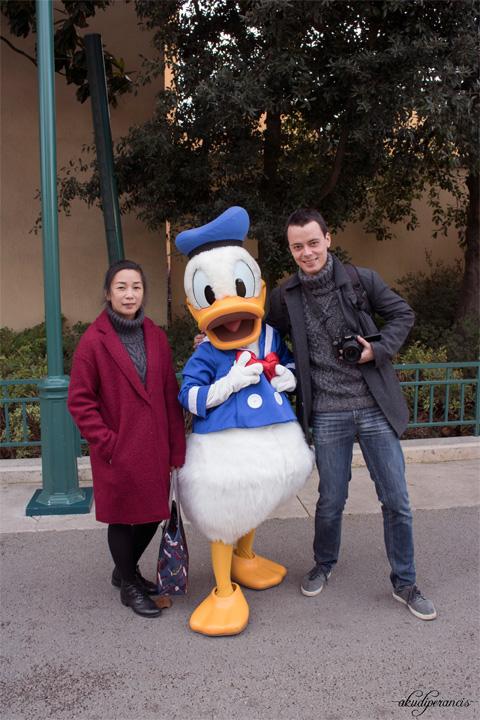 Jalan-Jalan Ke Disneyland Paris-bersama Donald