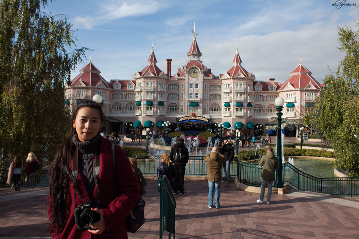 Jalan-Jalan Ke Disneyland Paris