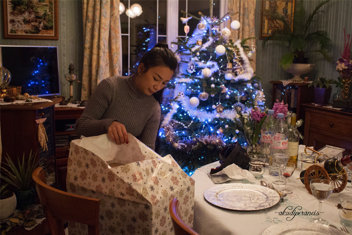 Natal Tahun Ke Tiga di Perancis-KitchenAid