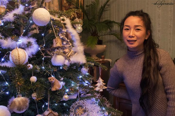 Natal Tahun Ke Tiga di Perancis