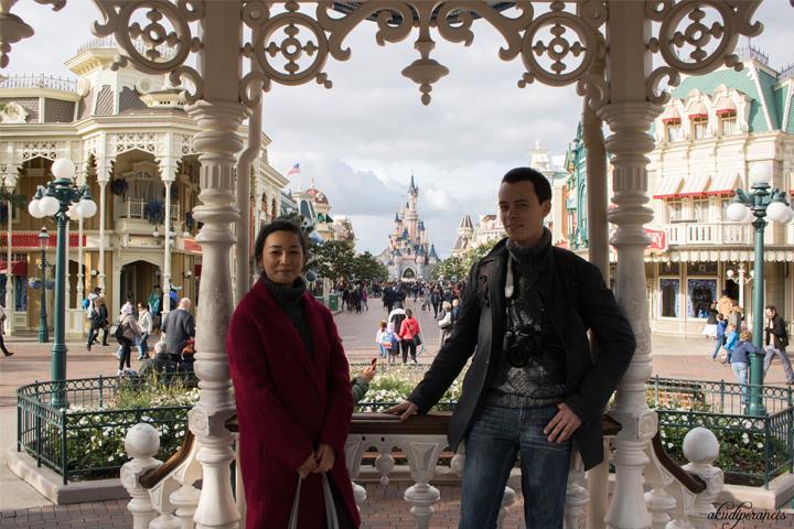 Jalan-Jalan Ke Disneyland Paris-
