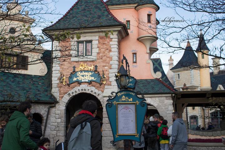 Jalan-Jalan Ke Disneyland Paris-Cinderella