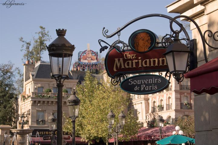 Jalan-Jalan Ke Disneyland Paris-ratatouile