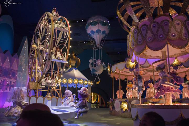 Jalan-Jalan Ke Disneyland Paris-rumah boneka