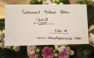 Selamat Tahun Baru 2018