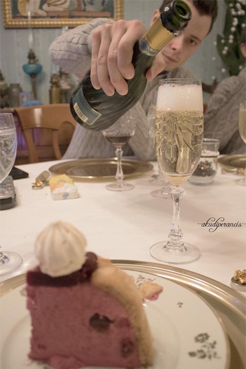 Tradisi Tahun Baru di Perancis-Champagne