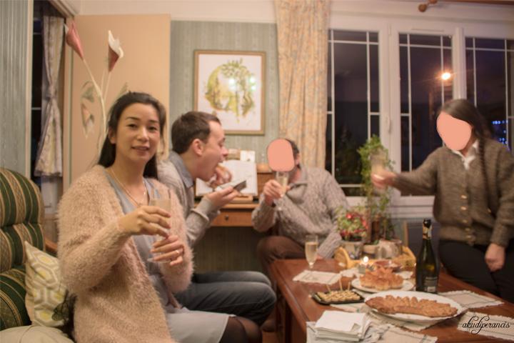 Tradisi Tahun Baru di Perancis-apéro
