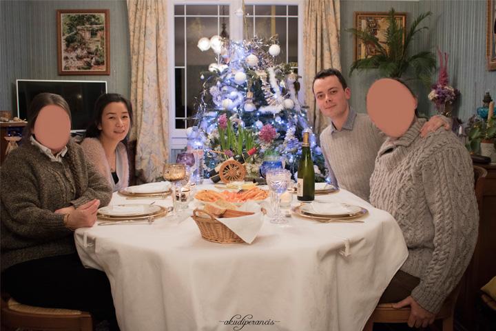 Tradisi Tahun Baru di Perancis-makan malam bersama