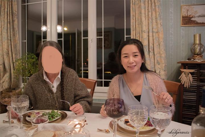Tradisi Tahun Baru di Perancis-makan malam