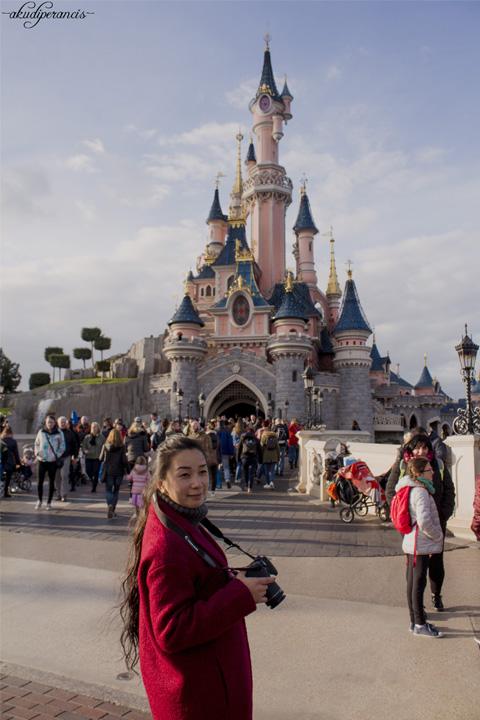 Jalan-Jalan Ke Disneyland Paris-Kastil
