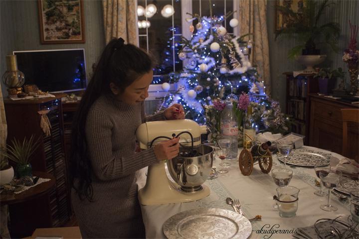 Natal Tahun Ke Tiga di Perancis-KitchenAid-Kado-Natal