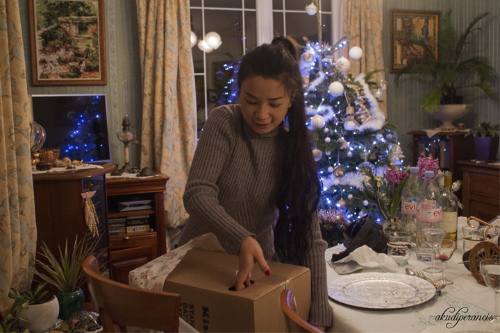 Natal Tahun Ke Tiga di Perancis-KitchenAid-Kado