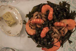 Natal Tahun Ke Tiga di Perancis-Seafood