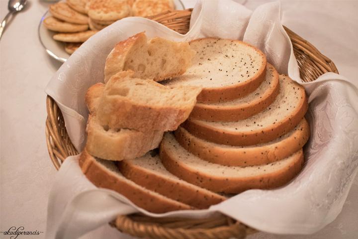 Tradisi Tahun Baru di Perancis-Roti Perancis