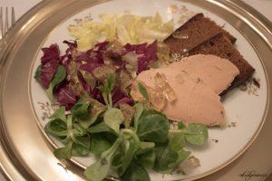 Tradisi Tahun Baru di Perancis-fois gras