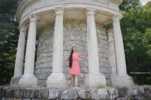 Le Temple de la Philosophie moderne - tampak depan