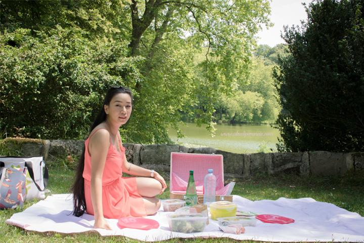 Piknik Di Taman Jean-Jacques Rousseau