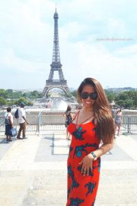 Putri di Trocadéro