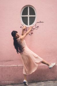 Jendela la maison rose