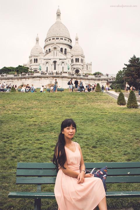 Montmartre - Sacré-Cœur, Paris