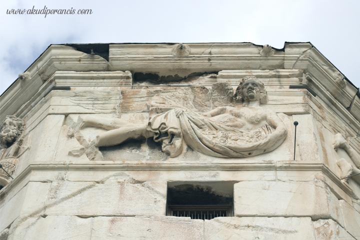 Details Temple of Olympian Zeus
