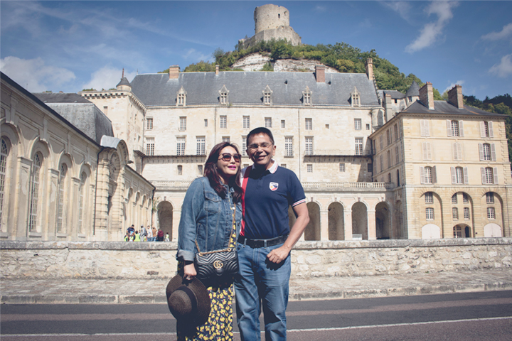 Istana La Roche Guyon